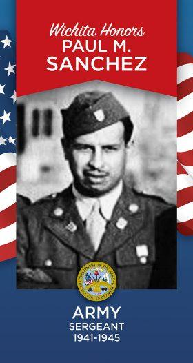Sanchez, Paul M
