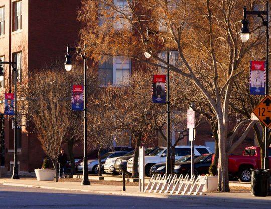 Kansas Honor Banners Veterans 3